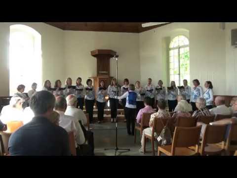 musique, chant, choral, folklorique, russe, ensemble